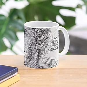Sherlock Moriarty Street 221B Benedict Baker Bbc Cumberbatch Best 11 Ounce Ceramic Coffee Mug Gift