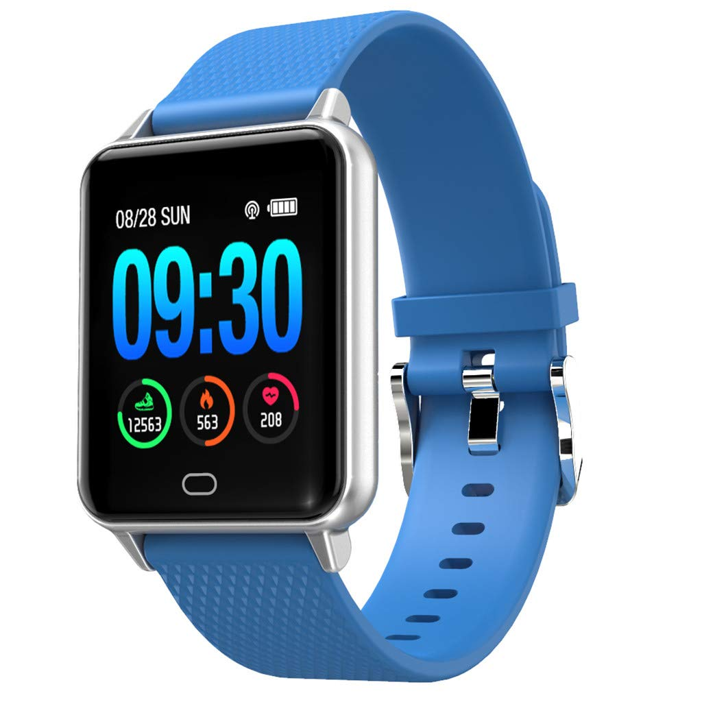 SOthread(TM) Smart Watch Android iOS Sports Fitness Calorie Wristband Wear Smart Watch
