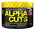 Alpha Pro Nutrition - Alpha Cuts, Advanced Weight Loss Drink & Pre-Workout Fat Burner, 30 Servings
