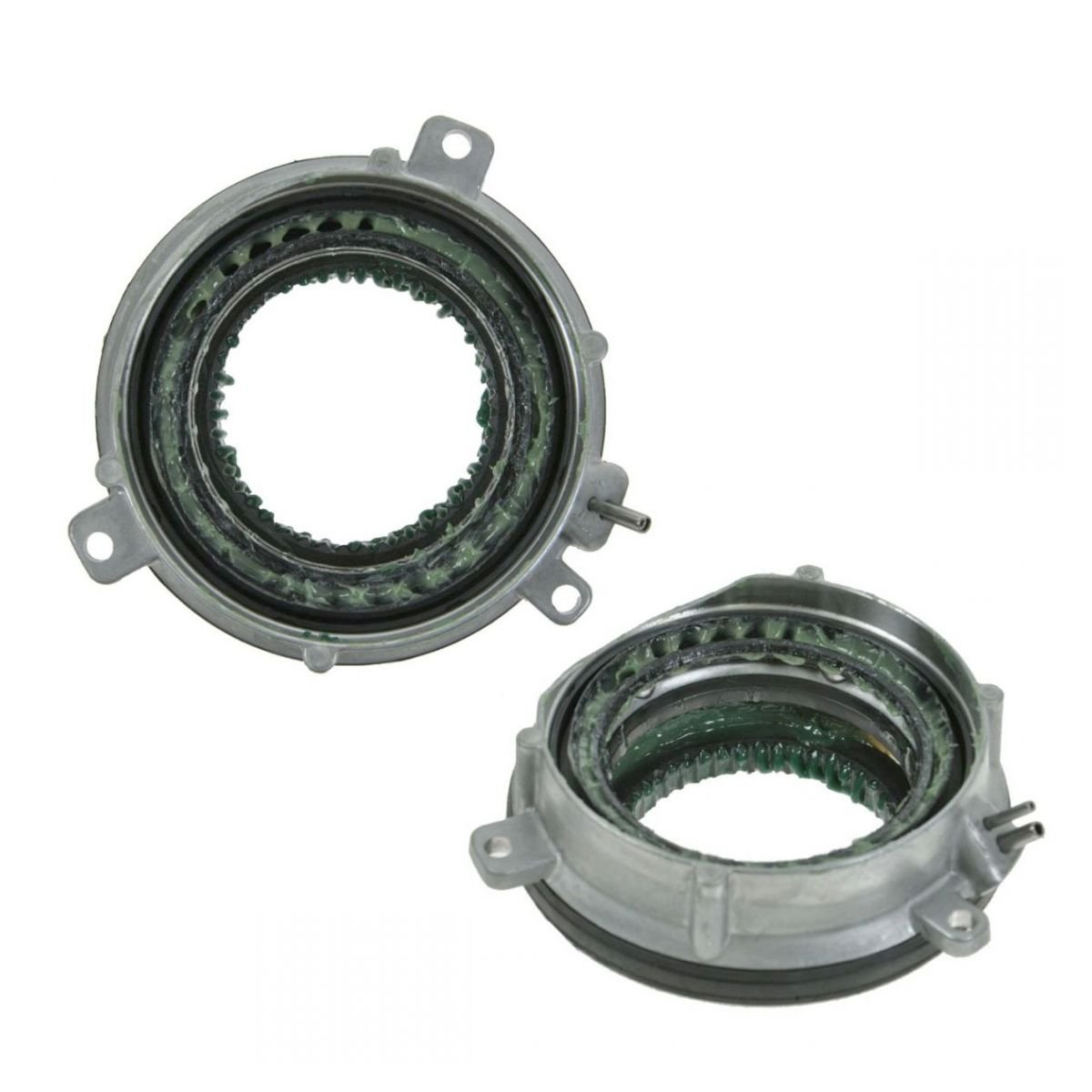 Auto-Locking Hub 4 Wheel Drive Actuator Pair for Ford F150 Expedition 4WD 4x4 by AM Autoparts