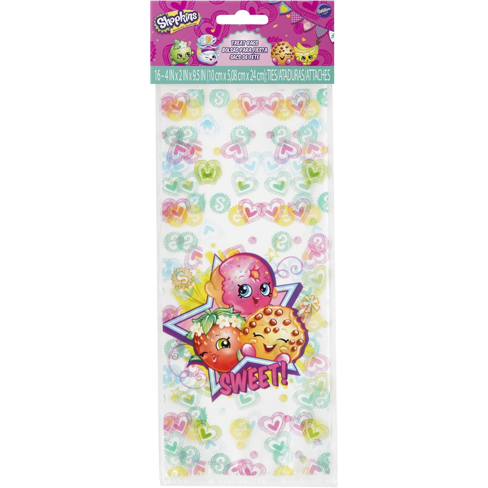 Baking Cups, Shopkins, Standard, 5cm (2 in.) , pack of 50 415-7116