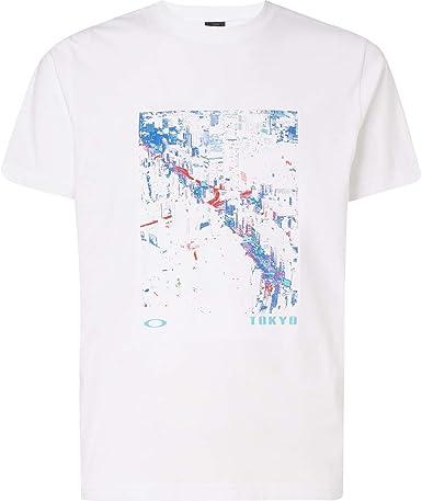 Oakley City - Camiseta para hombre: Amazon.es: Ropa y accesorios