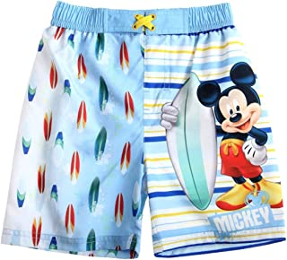 Mickey Mouse Boys' Swimming Shorts