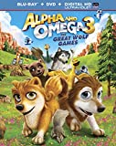 Alpha And Omega 3: The Great Wolf Games [DVD + Blu-ray + Digital HD]
