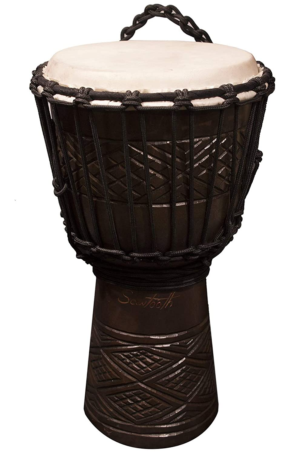 "NEW 14/"" RAIN DRUM DOUBLE GOATSKIN HEAD FRAME DRUMS SOUND EFFECT"