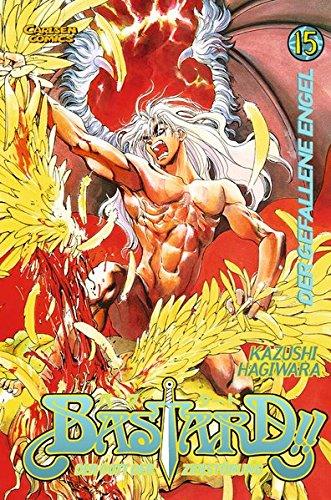 Bastard!!, Bd.15, Der gefallene Engel Taschenbuch – 22. Januar 2002 Kazushi Hagiwara Carlsen 3551745455 MAK_9783551745453