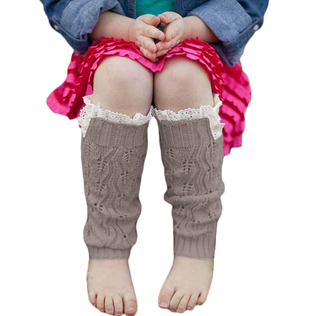 FEITONG® Fashion New Toddlers Kids Girl's Leg Warmers Socks FEITONG666