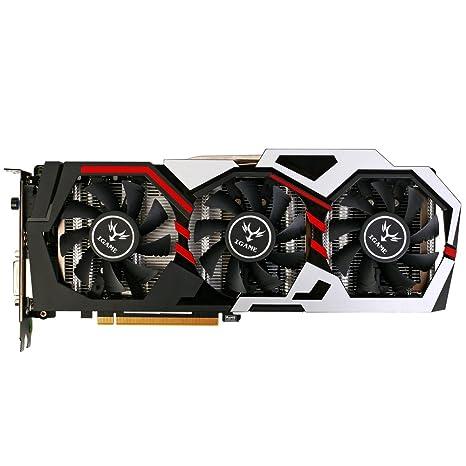 Colorful NVIDIA GeForce GTX iGame Tarjeta Gráfica 1080 GPU ...