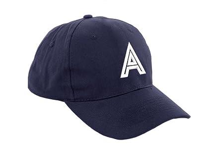 Gorra de béisbol infantil, Niña Chico diseño con letras A-Z ...