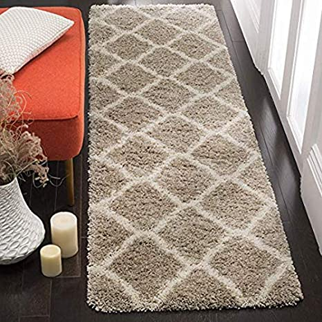Buy Genius Decors Traditional Contemporary Runner Beige Polyester 2 X 6 Feet Online At Low Prices In India Amazon In