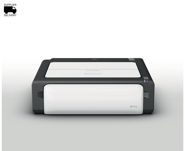 Ricoh SP 112 - Impresora Láser Blanco y Negro: Amazon.es: Oficina ...