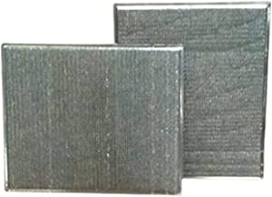 (Set of 2) 17x15# 921788 Washable Metal Mobile Home Air Filters