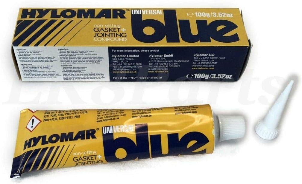 Valco Hylomar Universal Blue Gasket Sealer with Nozzle