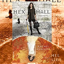 Dæmonglas (Hex Hall 2)