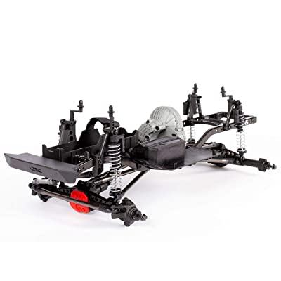 Axial SCX10 II Raw Builder's Scale Trail RC Chassis Kit: Toys & Games