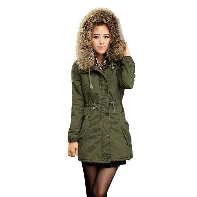 Cappotti Donna Invernali Giacche Donna Donna Cappotto di Cotone Fluff Giacca Invernale Casual Maniche Lunghe Maglione Cappotto Camicia Cappotto