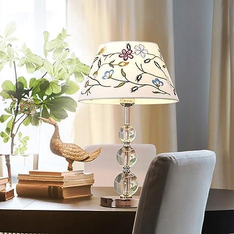 JIEJING Simple Sala de estar Decoración Lámparas de mesa ...