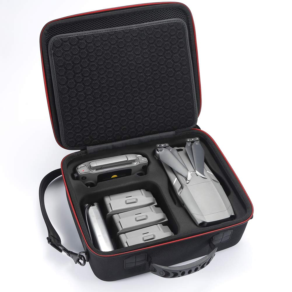 Hard Storage Carrying Case for DJI Mavic 2 Zoom/Pro Drone and Most Accessories(Not fit for Mavic pro/Mavic Platinum) L3 Tech