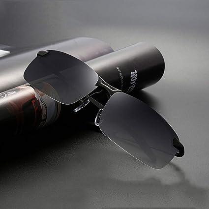 Sruing Visión nocturna HD Gafas de seguridad polarizadas Las ...