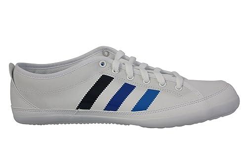 3071d0131819ec Adidas Originals Nizza Remodel Men s White Football Boots Sports Shoes  Trainers 40