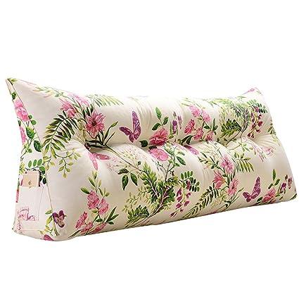 Almohadas lumbares Almohadas Una almohada grande en los ...