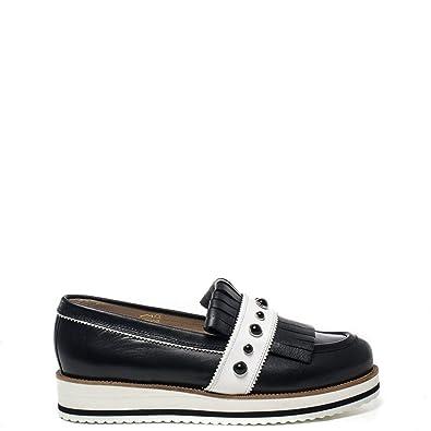 negozio ufficiale miglior fornitore alta qualità Trussardi Jeans 79A00190 Mocassini Donna: Amazon.it: Scarpe ...