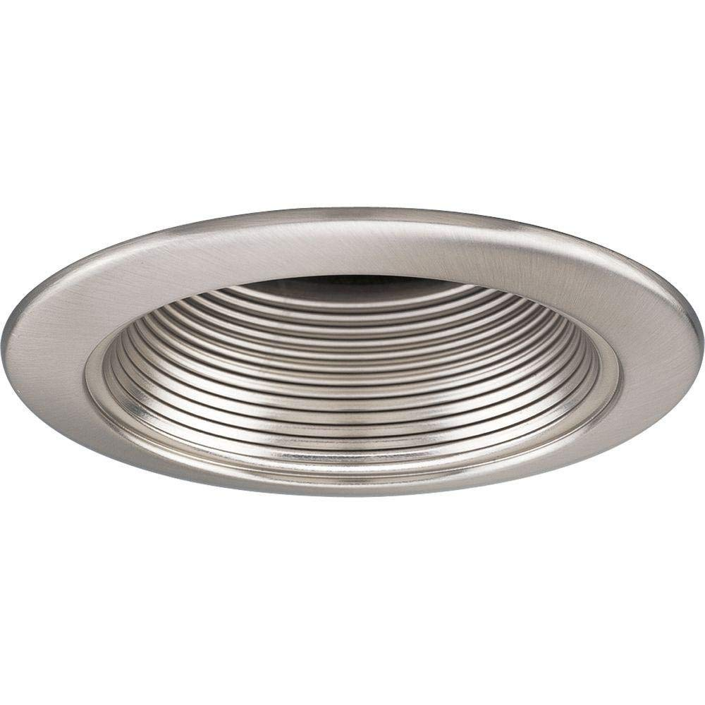 R20 PAR20 for 4 Inch Recessed Can Fit Halo//Juno Remodel Recessed Housing for PAR16 4 Inch Recessed Can Black Step Baffle Black, 10 Pack