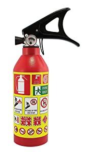 19. 11″ Fire Extinguisher Security Container