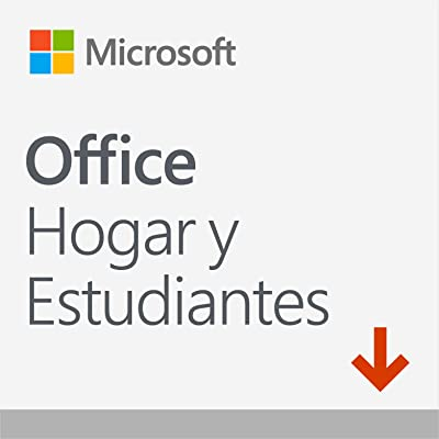 Office Hogar y Estudiantes 2019 | Todas las aplicaciones de Office 2019 para 1 PC/MAC