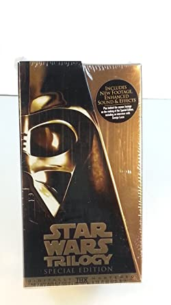Amazon.com: Star Wars Trilogy (Special Edition) (Widescreen ...