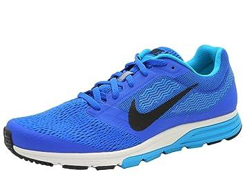 Nike - Zoom Fly 2 Herren Laufschuh (blau/schwarz) - EU 40,