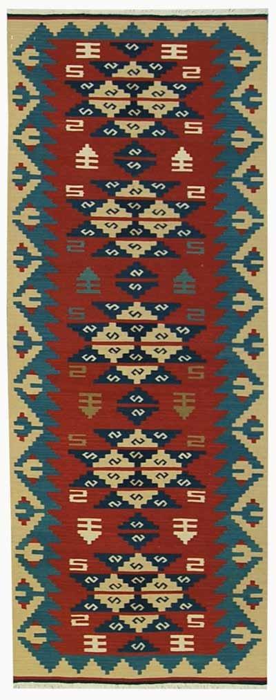 244x76 CM Teppich antique original -authentisch handgemacht mit Echtheitszertifikat GalleriaFarah1970