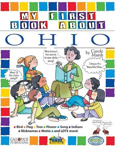 Download My First Book About Ohio! (Ohio Experience) ebook