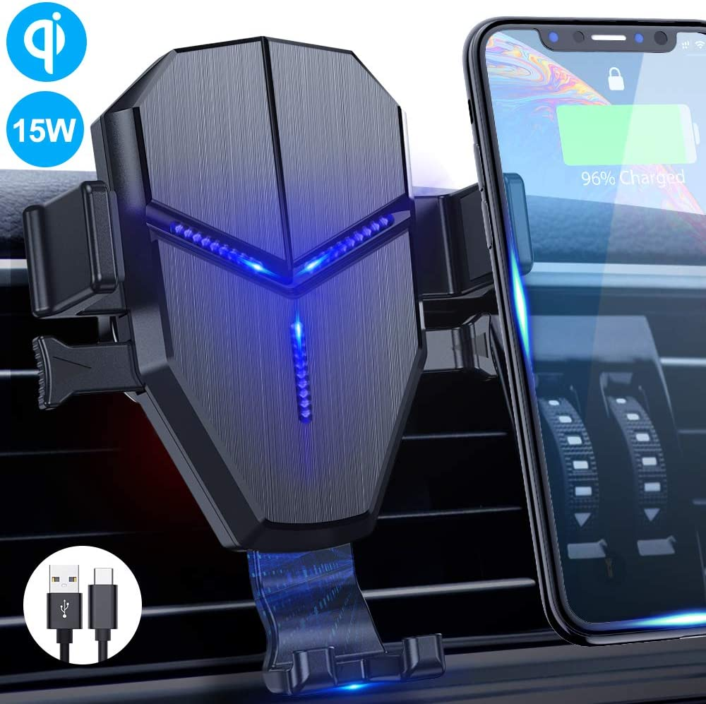 360 Degree Car Wireless Charger