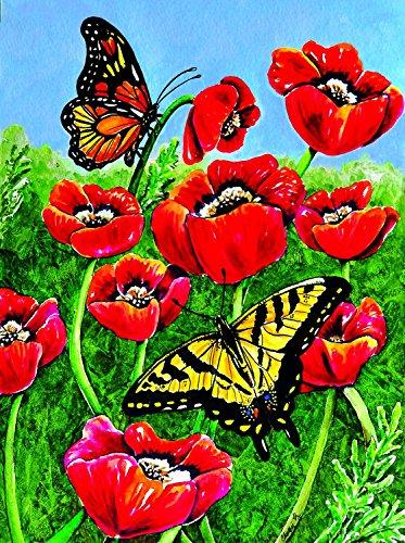 Monarch & Swallowtail 1000 pc Jigsaw Puzzle by SunsOut ()
