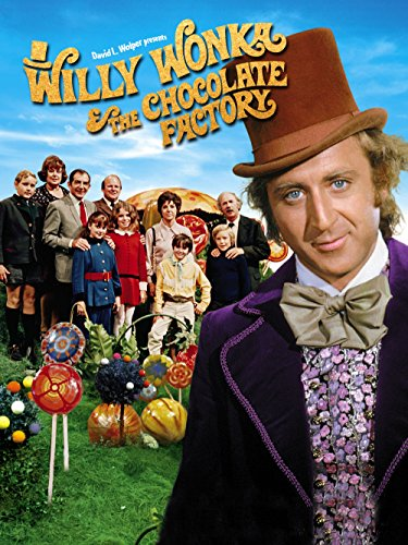List Of Good Songs For Halloween (Willy Wonka & The Chocolate)