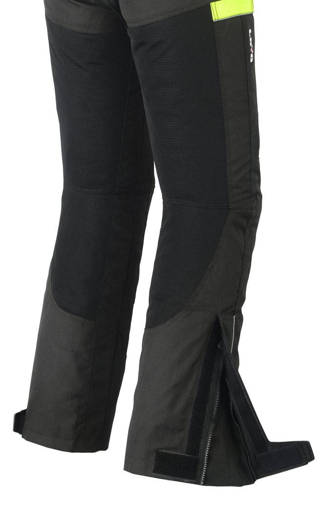 LOVO Pantalones perforados de verano para moto Unisex XXL