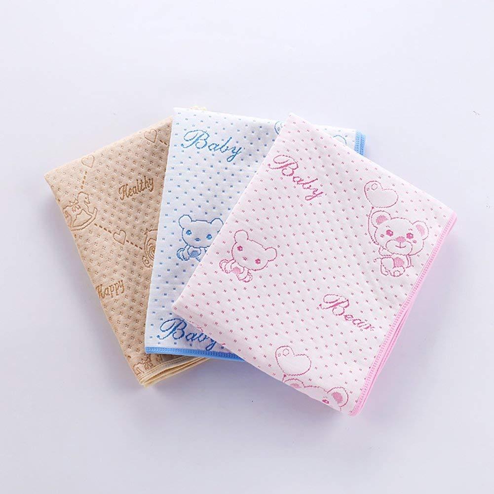 Hemore /à langer souple et /étanche protection contre les germes pour Voyager /à langer b/éb/é /à langer /à langer Rose Sant/é Baby Care