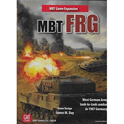 MBT: FRG (Federal Republic of Germany): Toys & Games