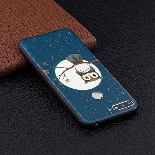 Tpu Huawei Case Gel Choc Y6 Herbests Bumper Soft Etui Housse Eagle Silicone Ultra lotus Mince Coque Anti En Souple Fine Flexible 2018 Slim 56TnwxAZqT