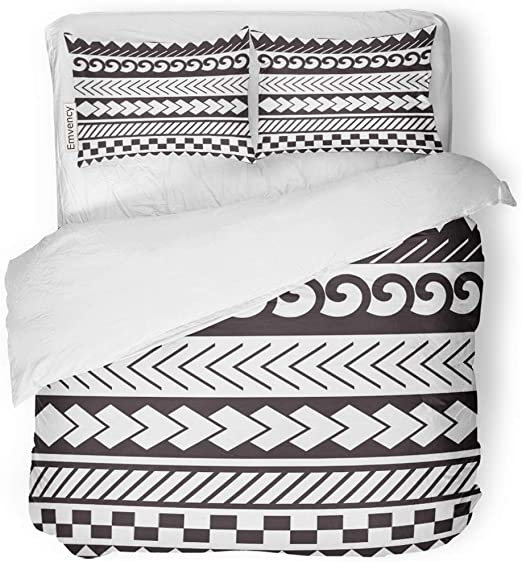Signature Written Slogan Printed Duvet Quilt Bedding Cover Set With Pillow Case