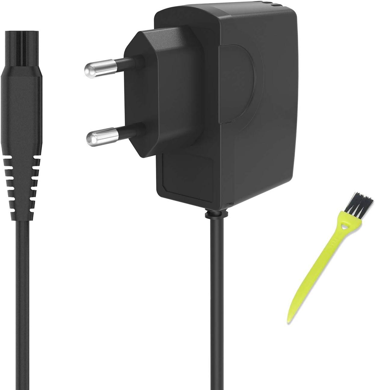 Aukru Chargeur Alimentation 4.3V pour Rasoir électrique