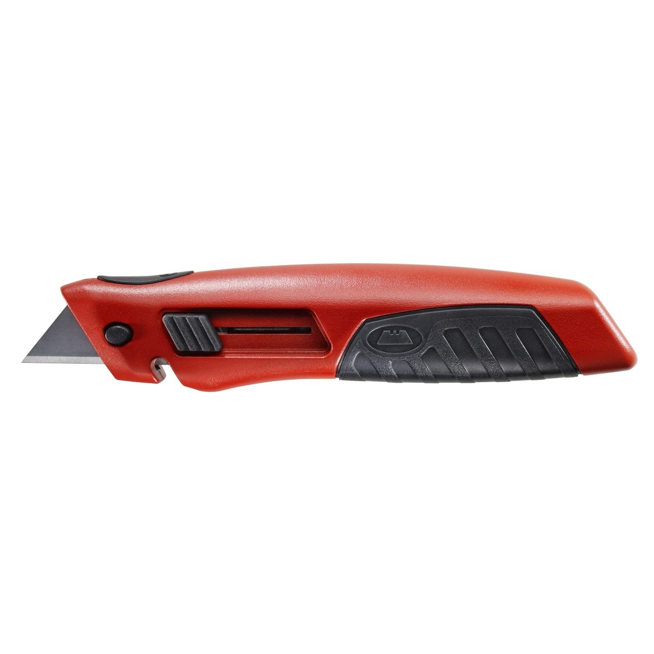 Milwaukee 48 22 1910 Slide Open Utility Knife With Wire Stripping And Tool Less Blade Changing