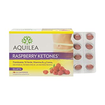 Amazon.com: Aquilea Raspberry Ketones 60 Capsules - Helps ...