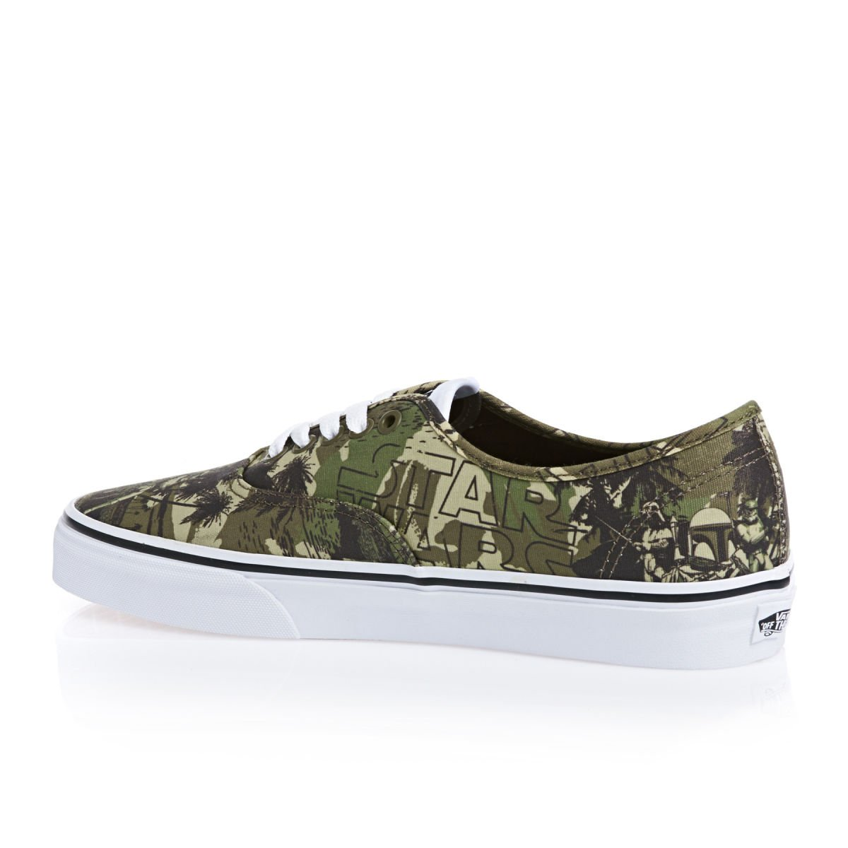 b1e353a74ecc8f Vans Star Wars Authentic Sneaker Boba Fett Camo 4 M US Men   5.5 M US  Women  Amazon.ca  Shoes   Handbags