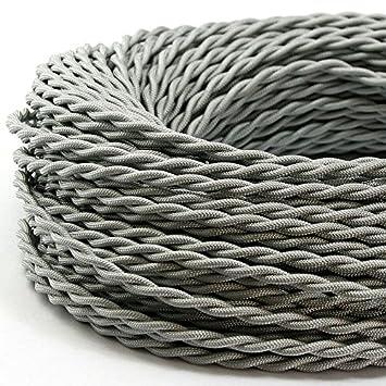 Gj Modern Verschiedene Farben Textil Kabel Stoffkabel Lampen Kabel