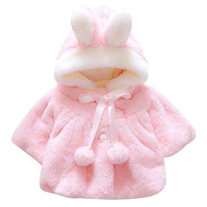 Amazon.com: neband bebé niñas invierno de piel cálido ...