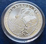 2014 Armenian .999 Silver Coin Noah's Ark 1 Oz