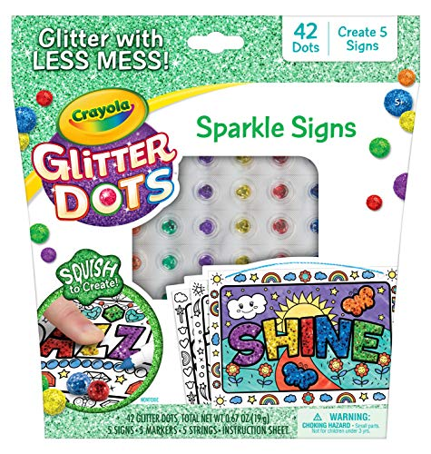 Glitter Dots Sign Maker is a new toy for girls in 2019