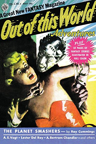 Out of this World Adventures, July 1950